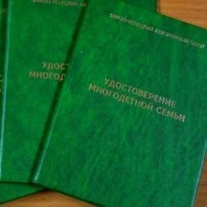 О многодетных семьях: кто считается в России, сколько это детей, статус матери