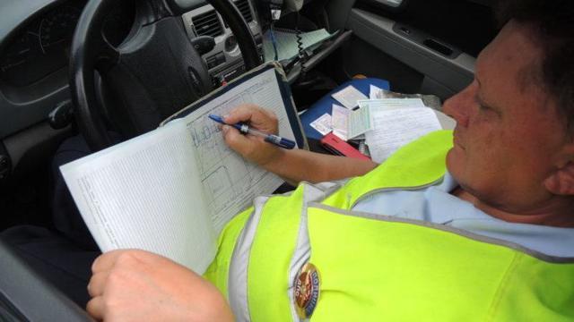 Штраф за незарегистрированный прицеп для легкового автомобиля, сумма наказания