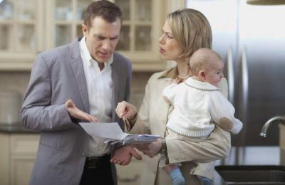 Если бывшая жена тратит алименты не на ребенка