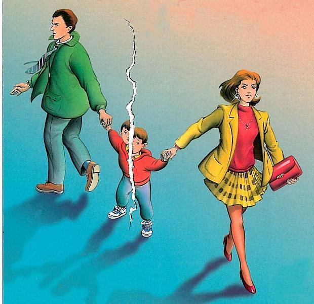 С чего начинать развод: бракоразводный процесс с мужем если есть ребенок