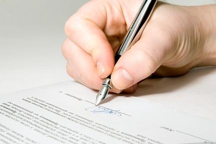 О расписке в получении денег в долг: образец, пример как написать, взятие займа