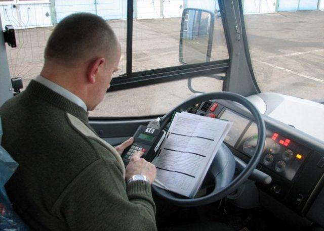 Штраф за несоблюдение режима труда и отдыха водителей по тахографу в 2020