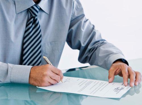 О гарантийном письме: образец, как написать о выполнении работ, что это такое