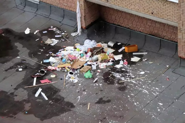 Штраф за выброс мусора в неположенном месте: статья и сумма наказания, как оплачивать