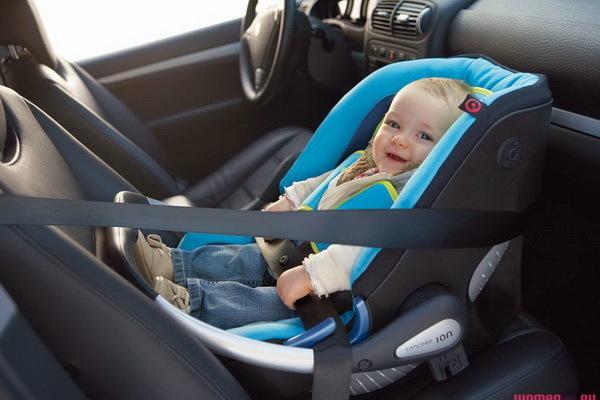 Штраф за отсутствие детского кресла: статья и сумма наказания, как оплачивать