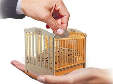 Об алиментах с материальной помощи: удерживаются ли при рождении ребенка