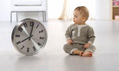 О временной регистрации по месту пребывания несовершеннолетнего ребенка
