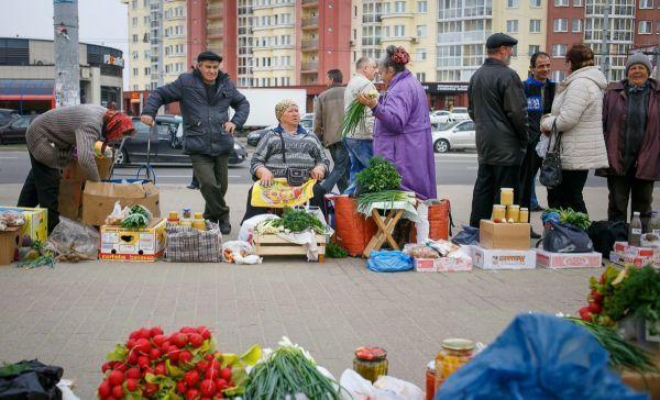 Штраф за торговлю без ИП на улице, в неположенном месте: статья и сумма наказания