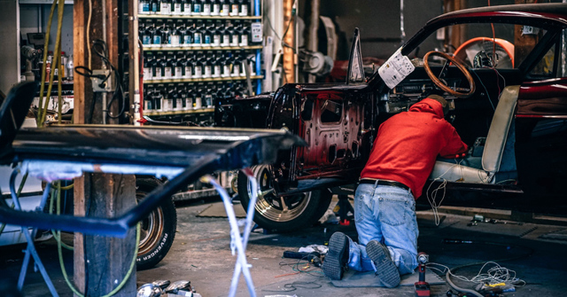 Штраф за изменение конструкции автомобиля, за переоборудование в 2020