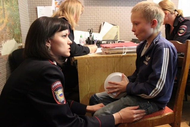 О допросе несовершеннолетнего потерпевшего или подозреваемого, порядок по УПК РФ