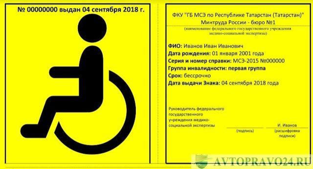 Штраф за парковку на инвалидном месте в 2020: размер и сумма наказания, оплата