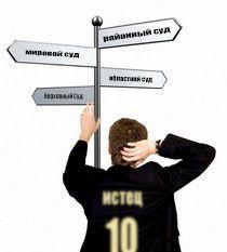 О подсудности Гражданского процессуального кодекса (ГПК): территориальная, дел