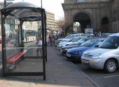Штраф за парковку на остановке в 2020: статья и сумма наказания, как оплачивать