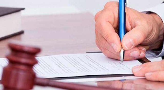 Заявления об обеспечении исков в гражданских процессах: образец ходатайства