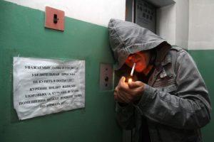 О штрафе за курение в подъезде жилого дома: статья и сумма наказания, оплата