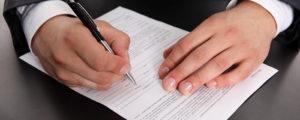 О расписке о получении алиментов на ребенка: образец, как правильно написать