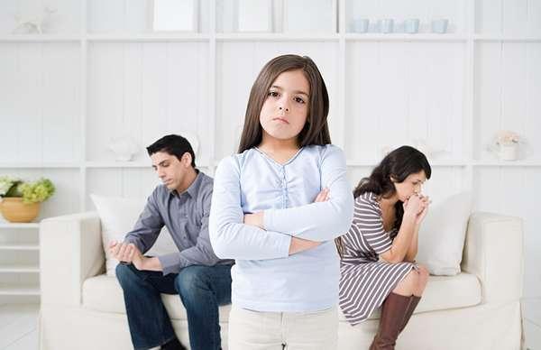 Соглашения о детях при расторжениях брака: образец, место проживания, воспитание