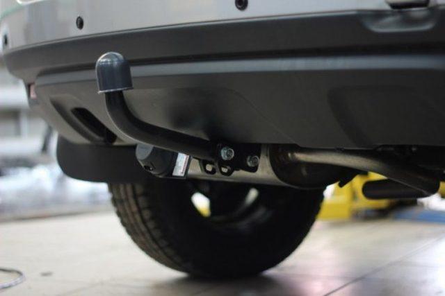 Штраф за установку фаркопа на легковой автомобиль: размер и сумма наказания, оплата