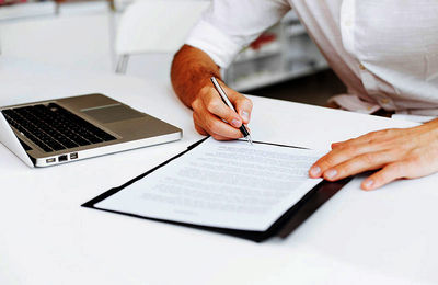 Заявления о подтверждении места работы: справка в суд, образец, где взять