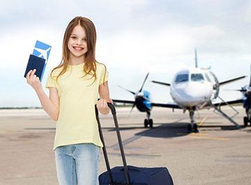 Детские билеты на самолет: до какого возраста, скольки лет дети летают бесплатно